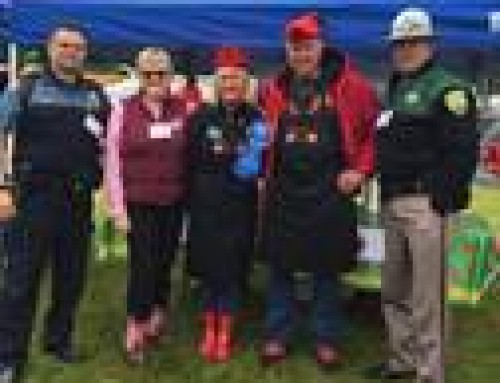 Valley View Health Center wins First Place at the First Annual Chili Cook Off